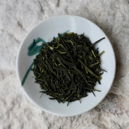 Tsukigase Sencha, Japanese organic green tea