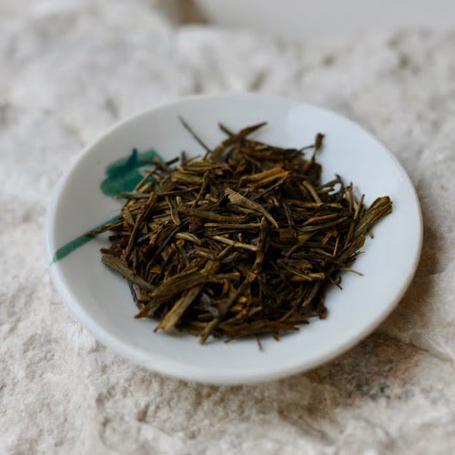 Tsukigase Sencha-hōji, økologisk japansk te