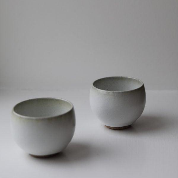 Seiryūgama rund kop | japansk keramik