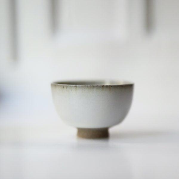 Lille japansk tekop fra Seiryūgama - japansk keramik