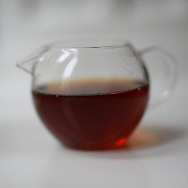 Kamo Kōcha 2019, naturally grown Japanese black tea