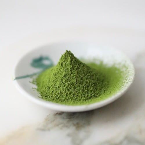 Matcha Wakamidori - økologisk matcha fra Chiran Nōen