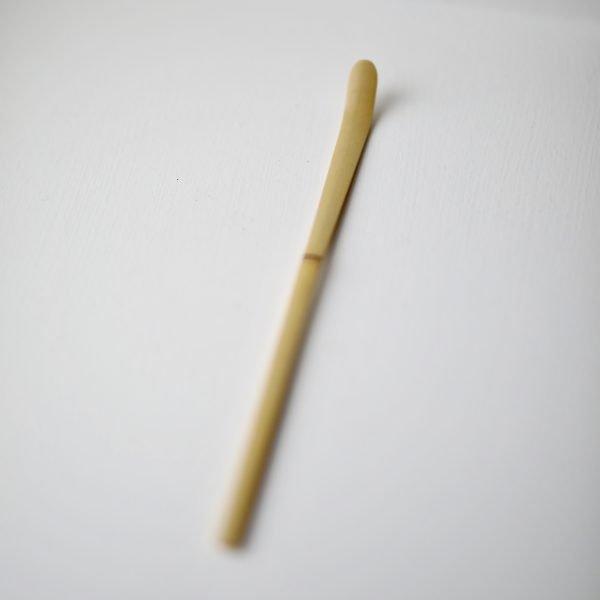 Chikumeidō chashaku matcha scoop