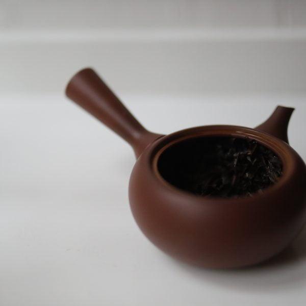 Kamo Kōcha 2020 in Azmaya kyusu teapot