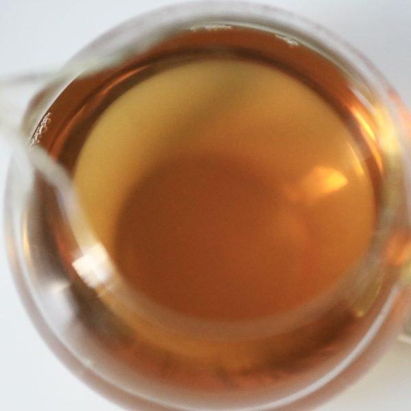 Yamazoe bancha brewed in Craft-U chakai/yuzamashi